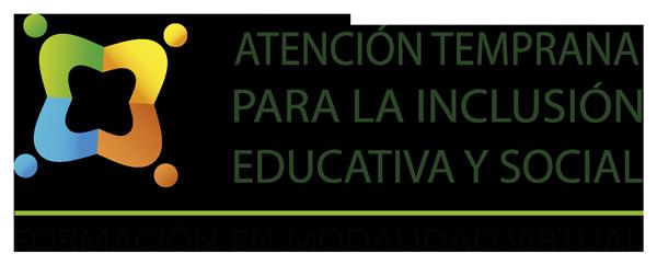 Logo curso Atención Primaria para la inclusión educativa y social